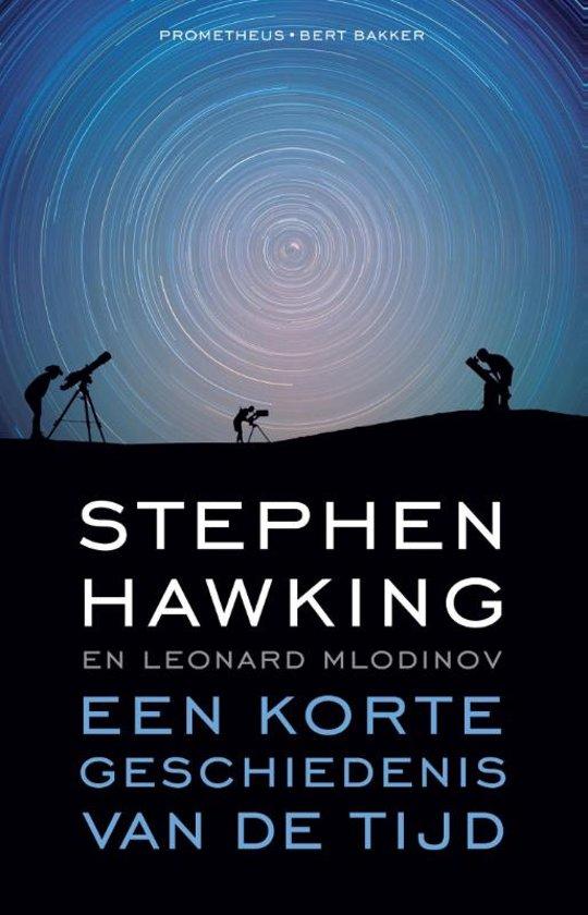 Boek cover Een korte geschiedenis van de tijd van Stephen Hawking (Paperback)