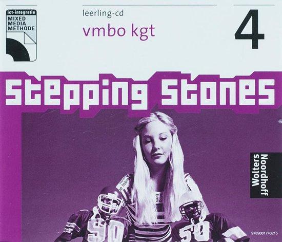 Leerwerkboek 4 vmbo kgt stepping stones
