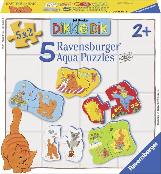 Ravensburger Dikkie Dik Foam puzzel - kinderpuzzel
