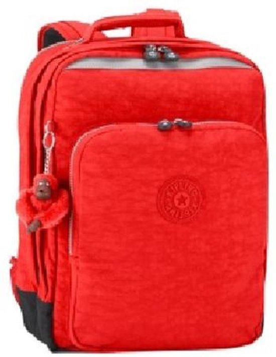 4ac8cc98d49 bol.com | Kipling College - Laptop Rugzak - Red