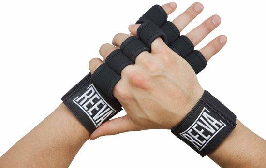 Reeva Sporthandschoenen - Geschikt voor Fitness en CrossFit - Medium