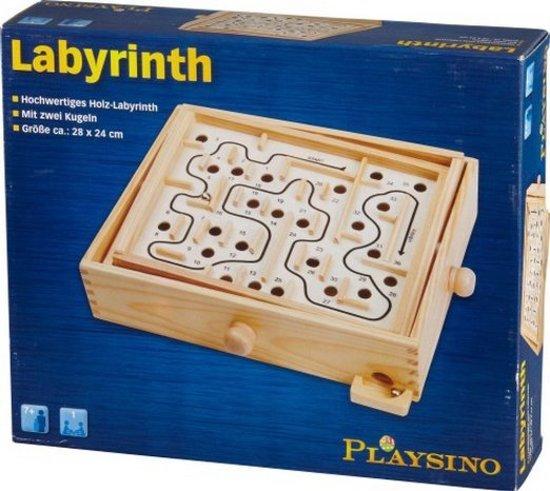 Afbeelding van het spel Labyrinth hout Playsino