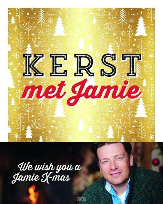 Boek cover Jamie Olivers kerstkookboek van Jamie Oliver (Hardcover)