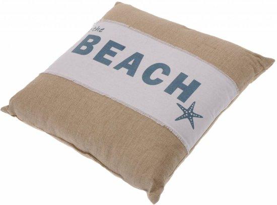 Bol kussen at the beach cm