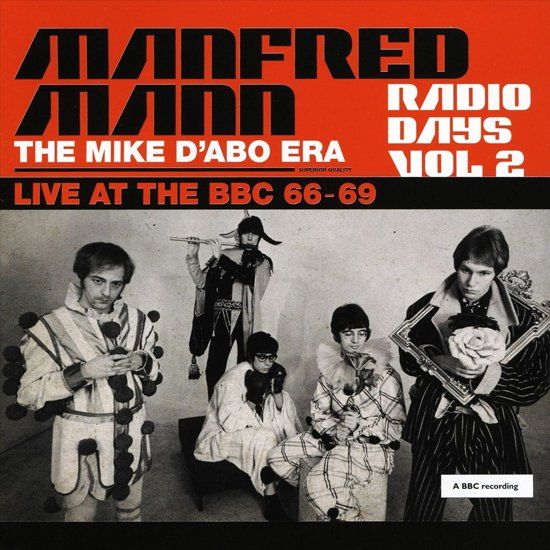 Radio Days, Vol. 2: The Mike D'Abo Era, Live at the BBC 66-69