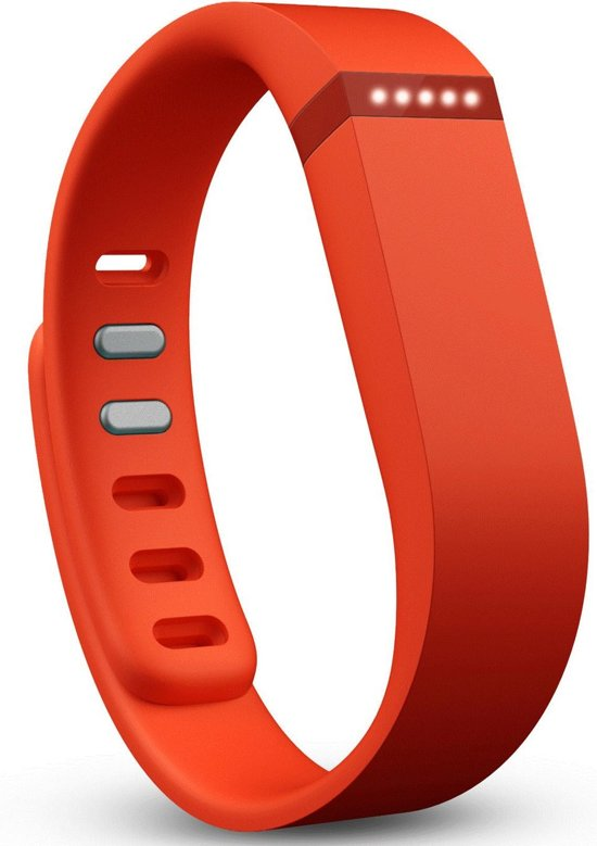 Fitbit Flex Activity Tracker - Oranje