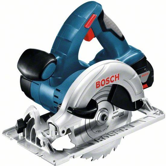 Bosch GKS 18 V-LI Professional Blau Akku-Kreissäge