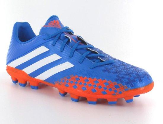 adidas Predator Absolado LZ TRX AG - Voetbalschoenen -  Heren - Maat 40 2/3 - Blauw;Oranje