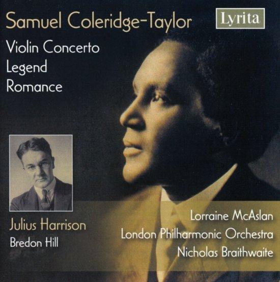 Legende / Romance In G Op. 39 / B