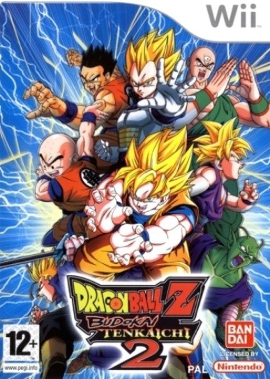 Dragon Ball Z - Budokai Tenkaichi 2 kopen