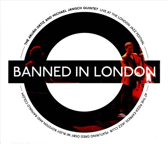 Banned In London - Live..