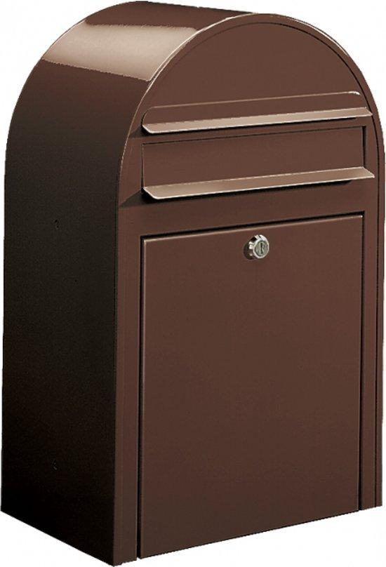 brievenbus bobi classic bruin