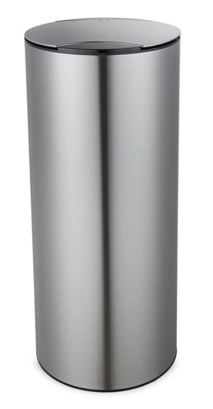 Goedkope Prullenbak 50 Liter.Moa Sensor Prullenbak 50 Liter Rvs