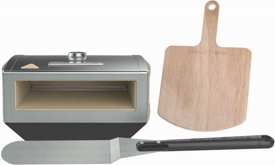 BakerStone Stove Top Pizza Oven Box Kit - INSIDE