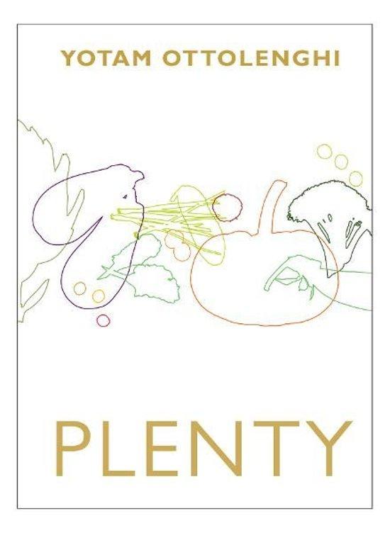 Boek cover Plenty van Yotam Ottolenghi (Onbekend)