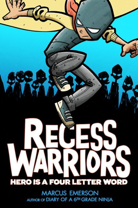 Bol Recess Warriors Hero Is A Four Letter Word Ebook