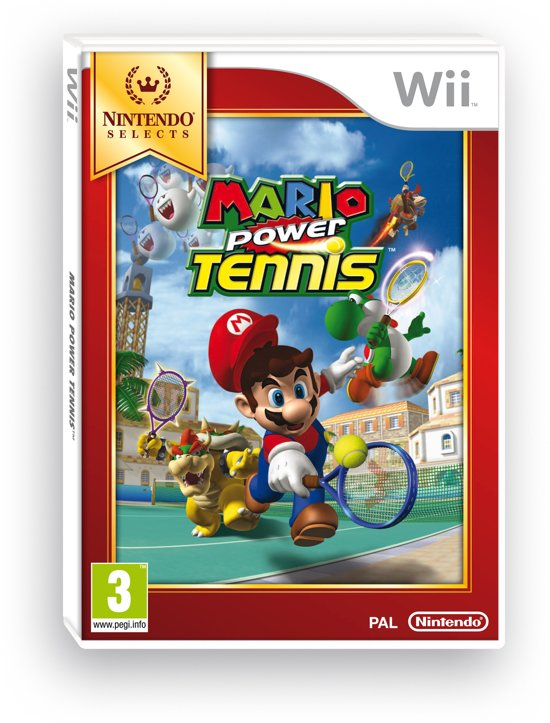 Mario Power Tennis - Nintendo Selects kopen