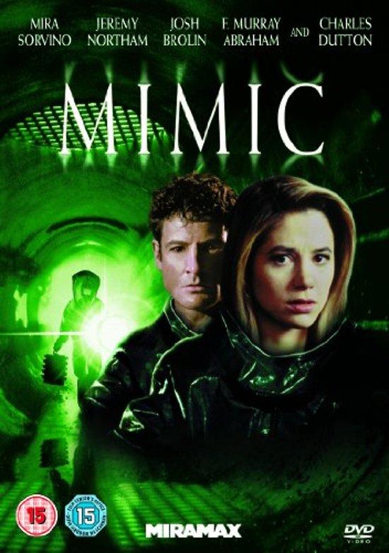 Cover van de film 'Mimic'