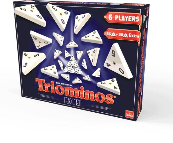 Triominos The Original Excel - 6 spelers