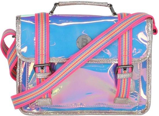 470893fa1a7 bol.com | Le Big Athens Bag Multicolor Boekentasje