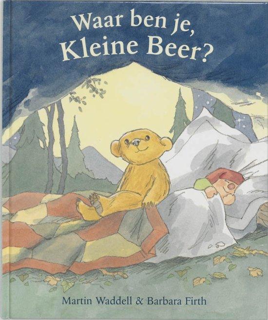 Boek cover Waar ben je, Kleine Beer? van Martin Waddell (Hardcover)