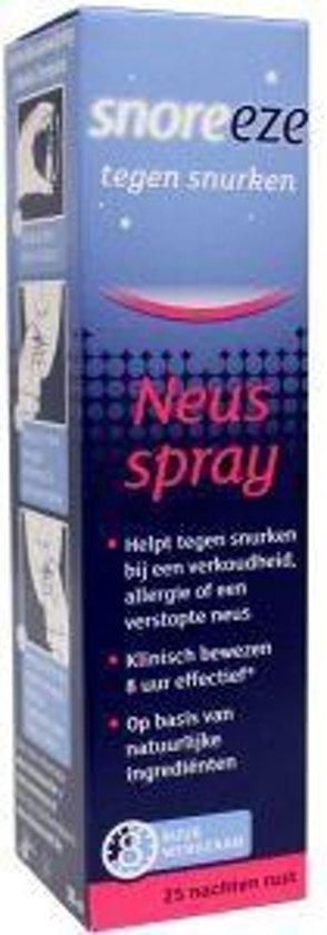 Snoreeze neusspray