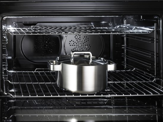 La Germania Fornuizen : Stoves richmond ei blauw specificaties kieskeurig
