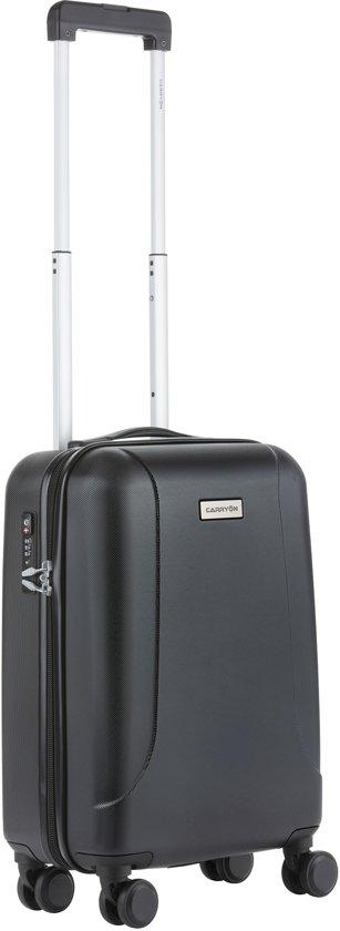 CarryOn Skyhopper -  502126 - Handbagagetrolley - 55cm - Zwart