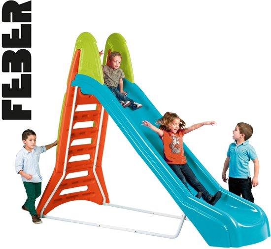 Feber Mega Slide en Waterglijbaan - Glijbaan