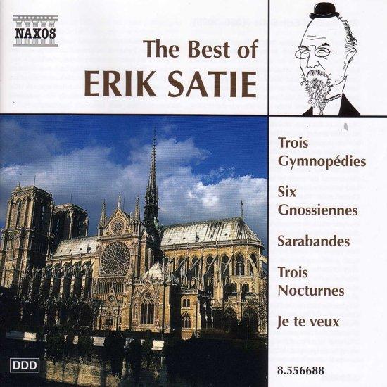 The Best of Erik Satie / Kormendi, Kaltenbach, Nancy SO