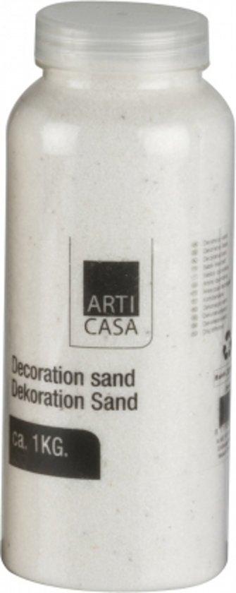 wit decoratie zand 1 kg