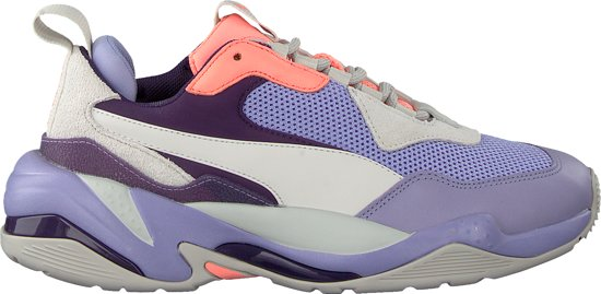 5f92f348f1a bol.com   Puma Dames Sneakers Thunder Spectra - Paars - Maat 38