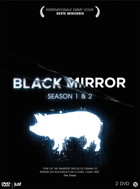 Black Mirror – Seizoen 1 & 2