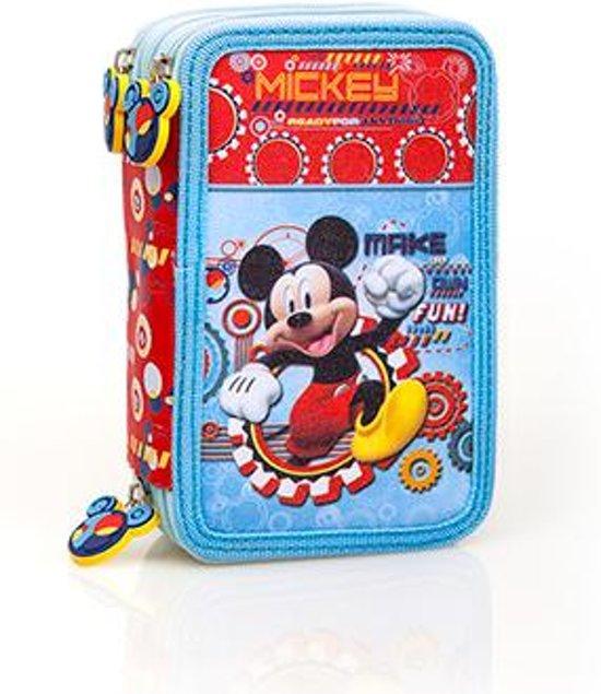 3e44f280df7 bol.com | Mickey Mouse Etui Met Schrijfgerei, Mickey Mouse | Speelgoed