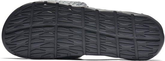 Solarsoft Nike Slippers Heren Zwart Benassi rrgqn5