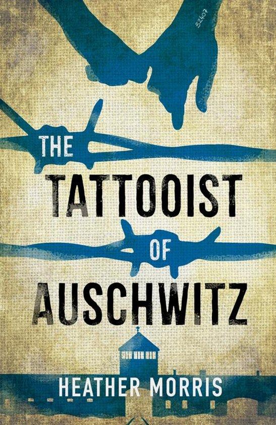 Boek cover The Tattooist of Auschwitz van Heather Morris (Paperback)