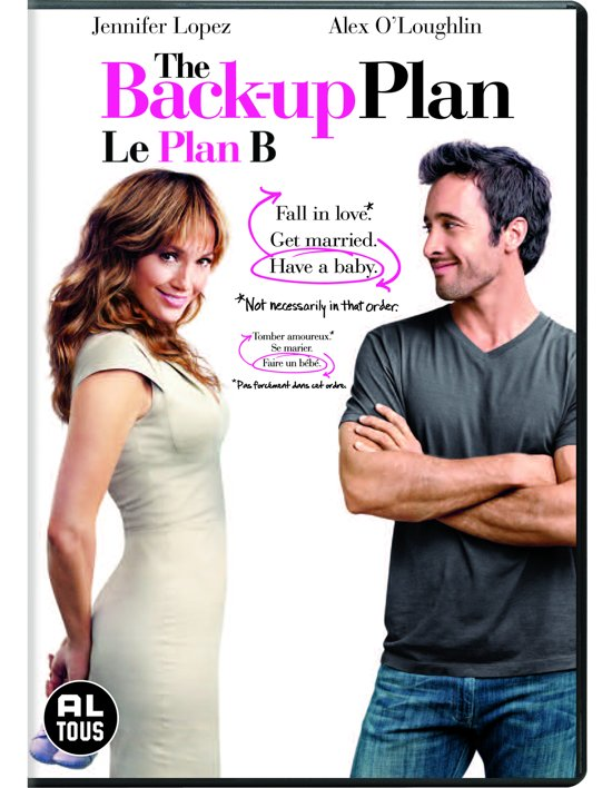 Cover van de film 'Back-Up Plan'