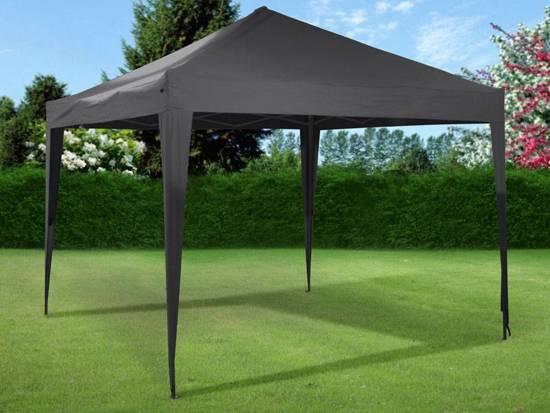 pro garden partytent easy up luxe opvouwbaar. Black Bedroom Furniture Sets. Home Design Ideas
