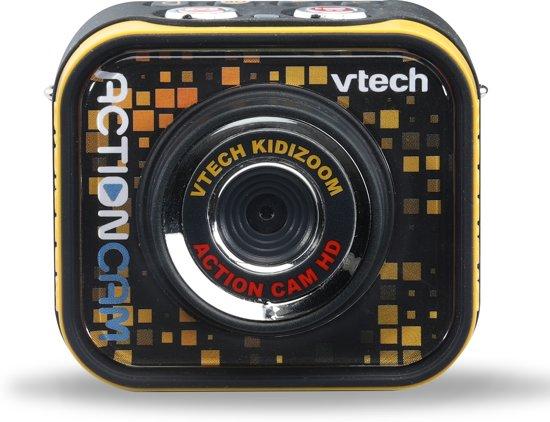 Afbeelding van VTech Kidizoom Action Cam HD (Vernieuwde versie) - Speelgoedcamera speelgoed
