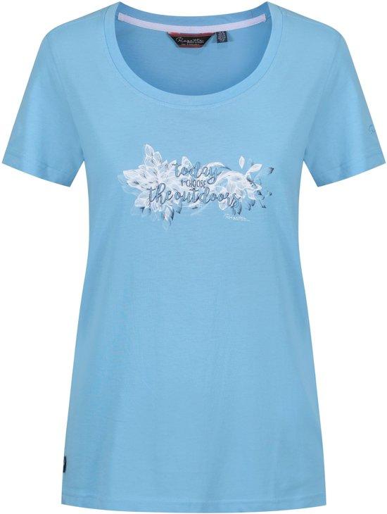 Regatta Filandra II Outdoorshirt - Dames - Blauw