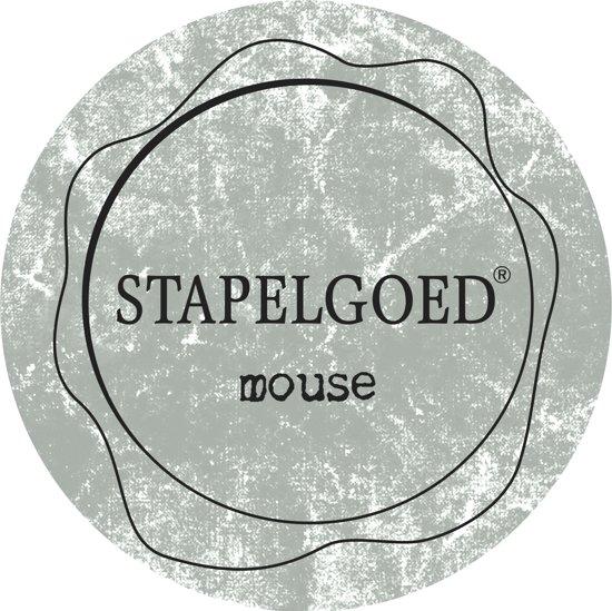 Stapelgoed - Matte Lak - Mouse - Grijs - 1L