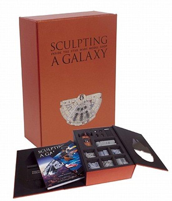 Sculpting a Galaxy