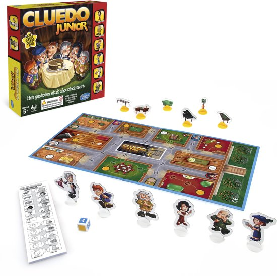 Cluedo Junior - Kinderspel