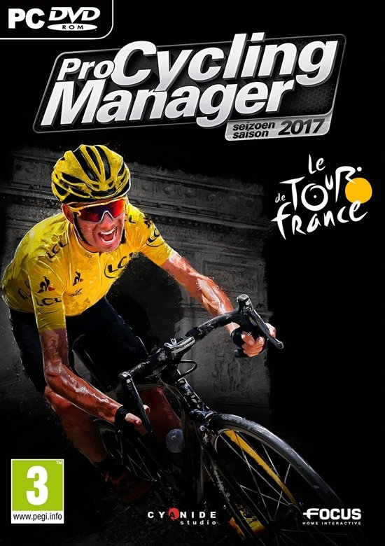 Pro Cycling Manager 2017 - Windows