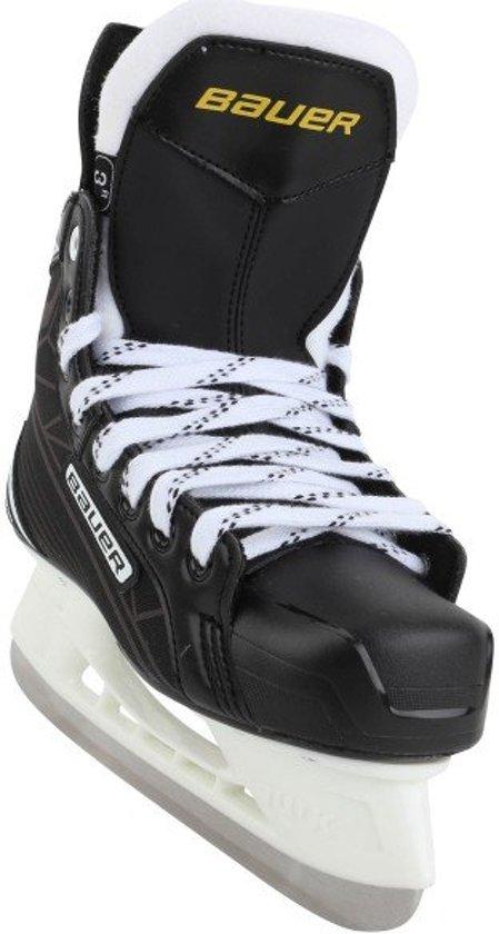 Bauer Ijshockeyschaatsen Supreme S 140 Unisex Zwart Maat 33,5