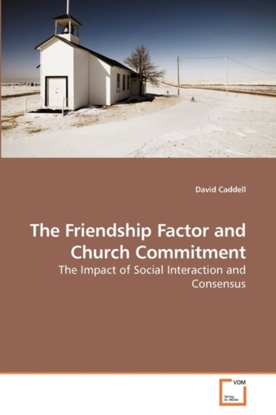 The Friendship Factor and Church Commitment
