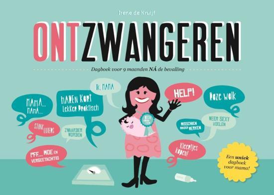 Bolcom Ontzwangeren Irene De Kruijf 9789081898102 Boeken