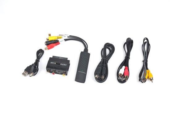 Gembird UVG-002 - USB videograbber