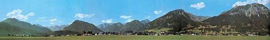 Faller - Achtergrond-verlenging Oberstdorf