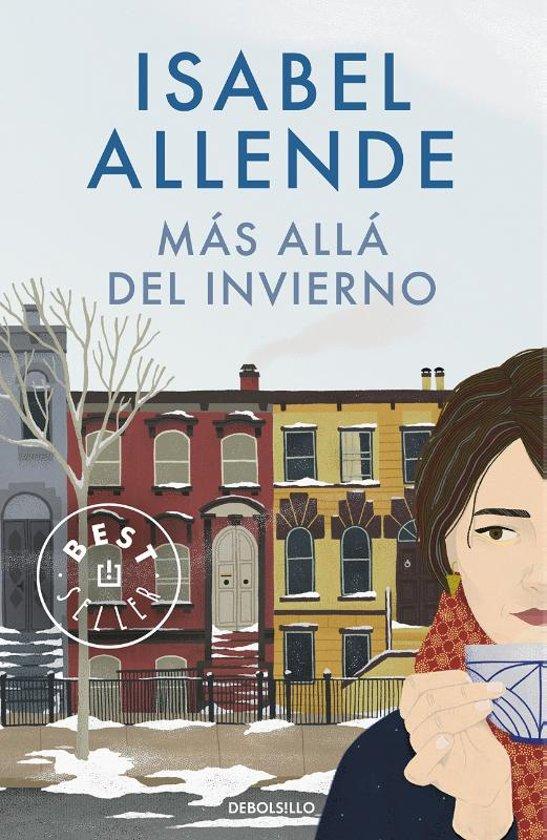 Boek cover Mas alla del invierno van Isabel Allende (Paperback)